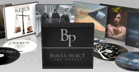 Barock Project_The BoxSet cover